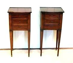 small wood nightstand leandrokull co