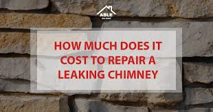 cost to repair a leaking chimney