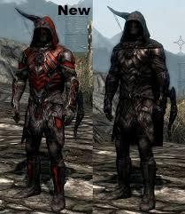 nightingale leather armor set