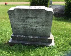 Addie M Ridge Cox (1873-1929) - Find A Grave Memorial