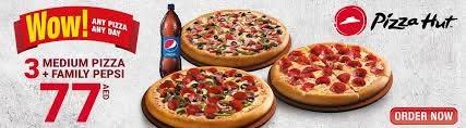 pizza hut sharjah zomato