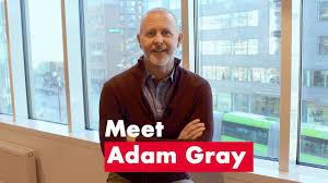 🎬 Teacher profiles | Adam Gray - YouTube