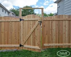 Princeton Gate Wood Gates Products Fence All Ottawa