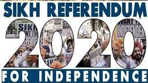 Sikh Referendum 2020 for Khalistan| Petition news T Shirt - Rise ...