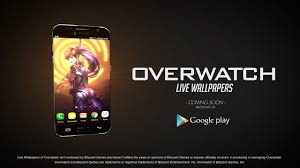 live wallpapers of overwatch teaser