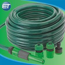 flexible colorful pvc garden water hose
