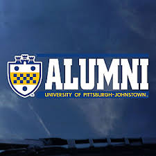 University Of Pittsburgh Johnstown License Plate Frames Car Decals And Stickers