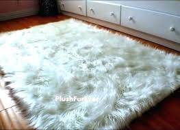 blue furry rug greenfeature club