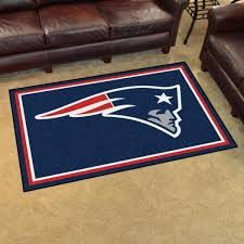 fanmats new england patriots 4 ft x 6