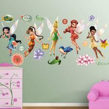 Shop Fathead Disney Fairies Wall Decals Overstock 9536330