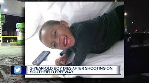 Three-year-old fatally shot on the way ...