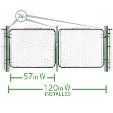 Galvanized Gates For Sale