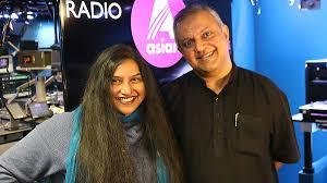 BBC Asian Network - Ashanti Omkar, Prince Rama Varma!