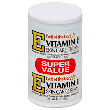 earth vitamin e skin care cream
