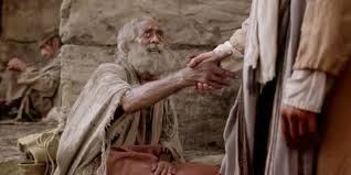 Pick up your Mat and Go Home - Healing of the Paralytic ...