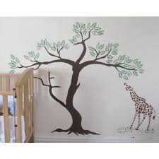 Kids Room Interior Tree Stencils Wall Painting Service Paint Brands Available Asian Paints Wood Work Furniture Id 20437851262