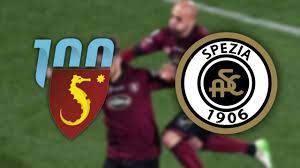 Salernitana vs Spezia