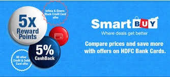 hdfc bank offering 10x smart reward