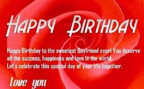the happy birthday to my boyfriend wishes wishesgreeting