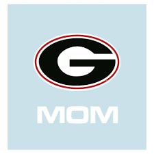 Georgia Bulldogs 5 Uga Mom Super G Decal Sticker Universities Forever