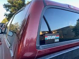 Got A Sticker For My Truck Joebiden
