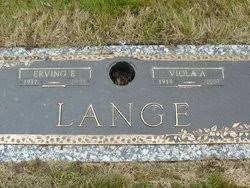 Viola Avis James Lange (1918-2007) - Find A Grave Memorial