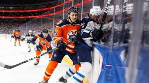 Oilers recall Evan Bouchard, place Adam Larsson on LTIR - TSN.ca