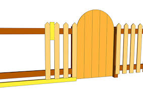 Picket Fence And Gate Better Homes Gardens