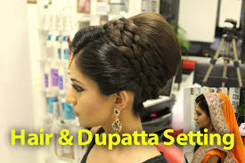 asian bride hair style wedding ideas