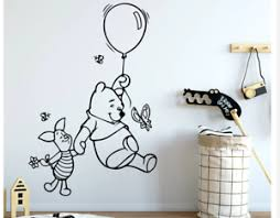 Bear Wall Stickers Home Decoration Removable Vinyl Mural Wallpaper Art Decals Ebay