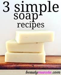 shea er soap recipe without lye