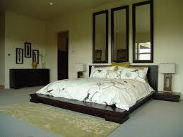 Modern Kids Bedroom With Espresso Dresser And Espresso Platform Bed