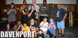 davenport boxing club needs new home