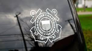 United States Coast Guard Window Decal Ralph Swaney Flickr