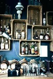 home bar wall shelves jenabos co