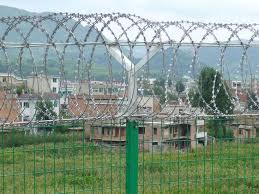 Razor Wire Stainless Steel Or Galvanized Steel