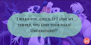 quiz can you match the disney villain to the quote quiz bliss com