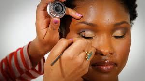 black women makeup