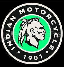 Indian Motorcycles 1901 Decal Sticker 3m Usa Made Truck Vehicle Window Wall Car