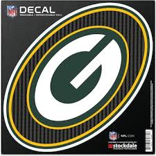 Official Green Bay Packers Car Decal Packers Window Decal Window Decal For Cars Nflshop Com