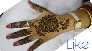 mehndi designs arabic simple and easy download