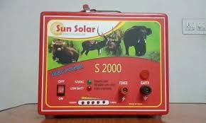 Solar Fencing Energizer At Best Price In Coimbatore Tamil Nadu Sun Solar Power Energy