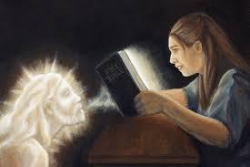 My Words are Spirit and Life (John 6:63) – John The Baptist Artworks
