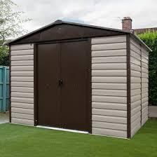 garden sheds yardmaster shed 8ft x 6ft