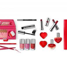 maquillage une saint valentin entre