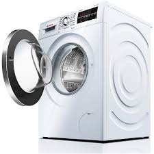 Đánh giá máy giặt cửa trước Bosch có tốt không?