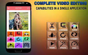free video editing app 2017 for android