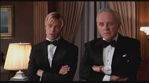 an IRS agent scene - Meet Joe Black ...
