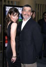 Rebecca Pidgeon and David Mamet - Screening of Redbelt   British actresses,  Rebecca, Celebrities