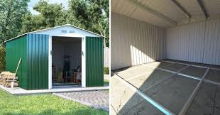 12 advantages of metal sheds worth